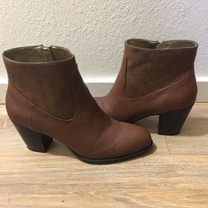 Chaps Women's Ankle Booties, Size 11